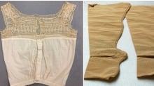 Shelburne County Museum undergarments