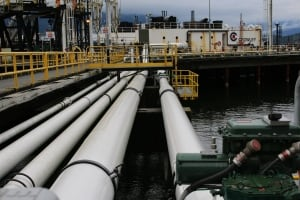 Kinder Morgan Westridge Marine Terminal