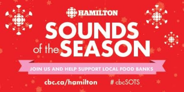 Sounds of the Season Hamilton banner