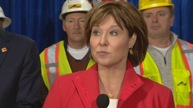 Premier Christy Clark says the government has spent $43 million on the fentanyl crisis, considerably more than the $15 million figure the Ministry of Health provided CBC.