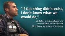 Abdullah post card