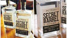 Secret Barrel rum