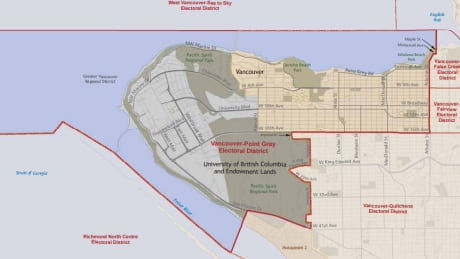 2017 British Columbia election: Vancouver-Point Grey riding profile
