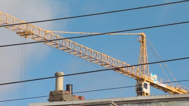 Halifax crane
