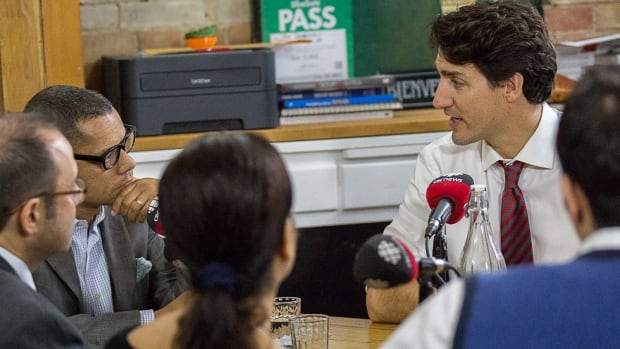 Syrian newcomers put their questions and concerns directly to Prime Minister Justin Trudeau in a roundtable discussion hosted by Metro Morning's Matt Galloway.
