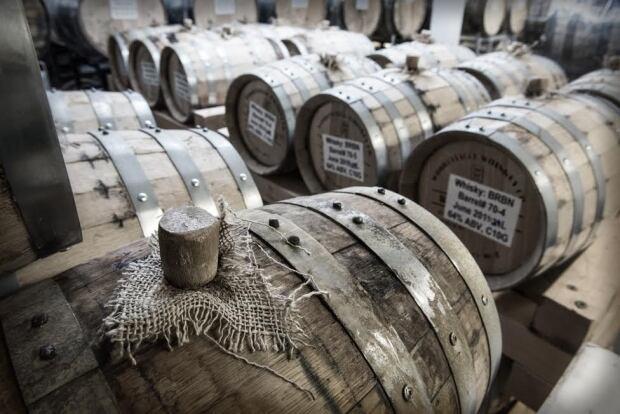 whisky Okanagan spirits