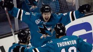 5 things we learned in the NHL last week: Hertl has the league's best 'lol'