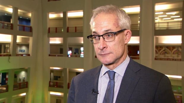 Dr. Dirk Huyer Ontario's Chief Coroner