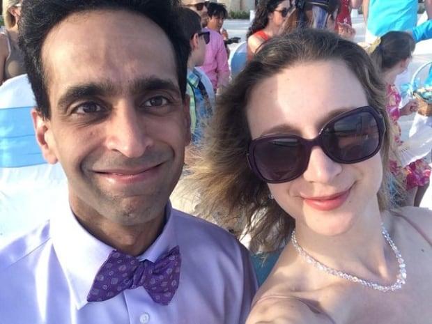 Mohammed Shamji and Elana Fric-Shamji