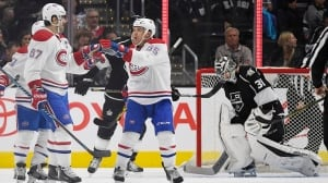 Habs avoid winless California trip in SO thriller against Kings