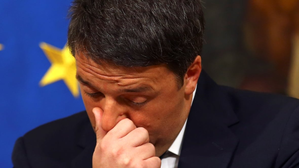 Italian PM to resign after conceding defeat in ...