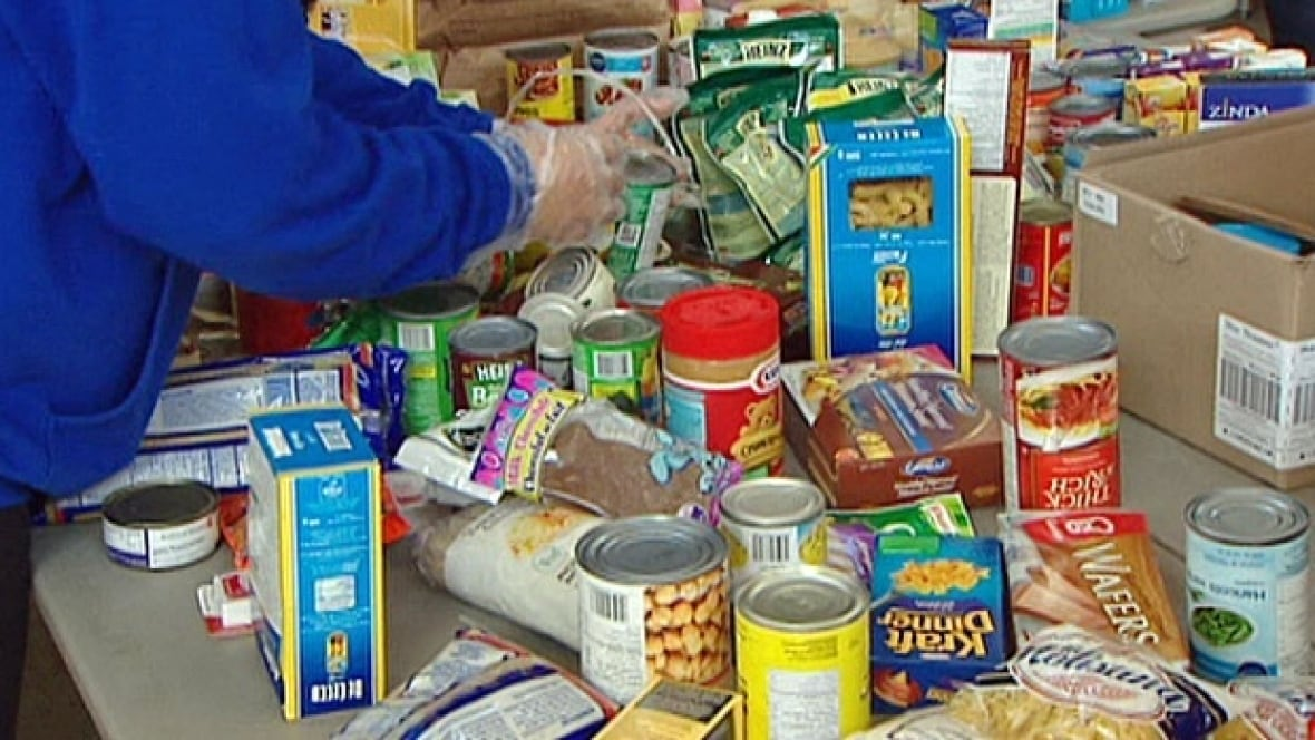 Woodstock food bank launches delivery program - CBC.ca