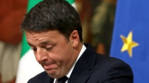 Once young and promising, Italy's Matteo Renzi gets handed his hat