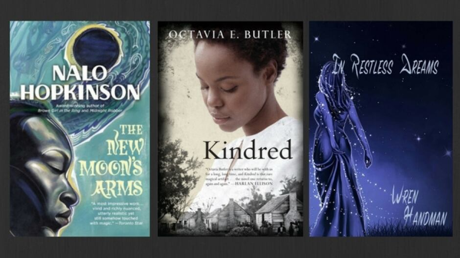 If you like your fantasy with a strong feminist slant, Shakura S'Aida says these three titles are worth a read.