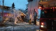 house fire edmonton newton