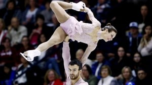 Can Duhamel, Radford clean up risky routine at Grand Prix Final?