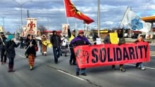 Standing Rock London, Ont.