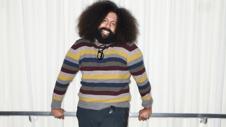 Comedian and musician Reggie Watts' new Netflix special, Reggie Watts: Spatial, is available on December 6.
