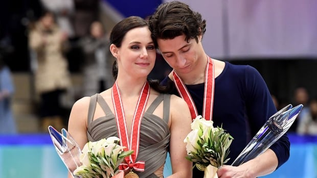 Canadian ice dance stars Tessa Virtue and Scott Moir are looking to fill the only hole in their glittering resume by winning the Grand Prix Final title for the first time.