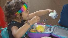 Nova Scotia Students Child Care school lunches