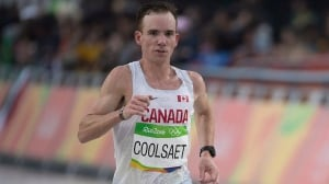 Reid Coolsaet's season-ending marathon 'icing on the cake'
