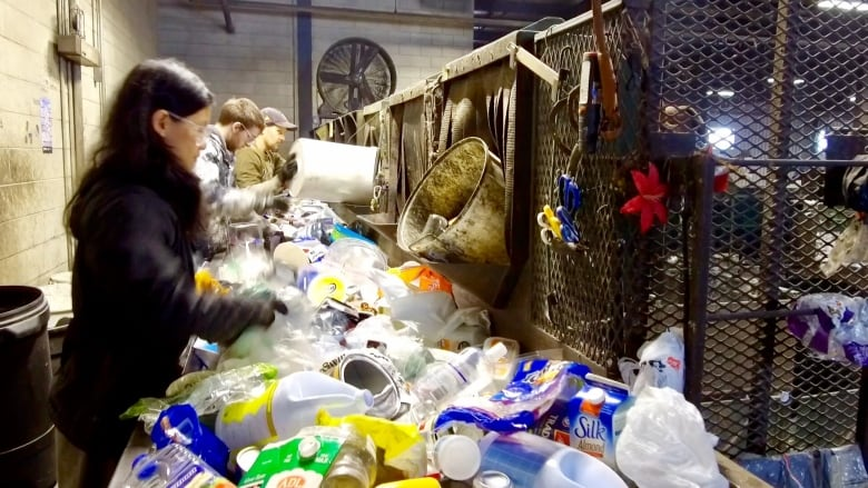 Recycling on P E I  is 'a lot better than it used to be