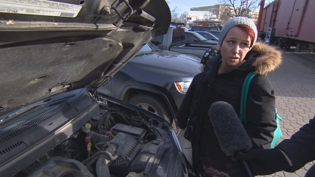 Crystal Taillefer didn't know her 2011 Dodge Journey had an open recall for a power steering hose until CBC News told her.