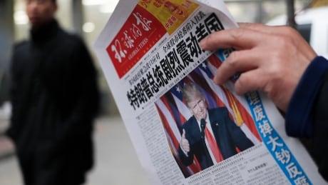 China Reacting To Trump