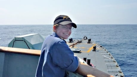 Former Canadian sailor launches harassment suit against military