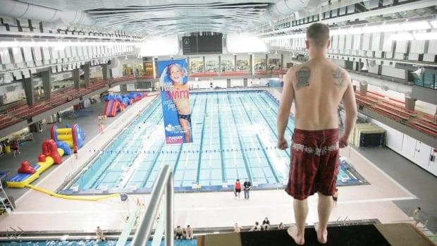 Aquatic Athletes Win Bigger Better Pool At Lewis Farms Rec Centre Cbc News