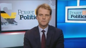 Chris Alexander defends how he handled 'lock her up' chants