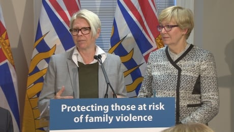 Victims of family violence no longer need to serve their own protection order in B.C.