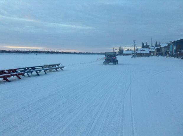 Old Crow, Yukon