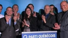 Catherine Fournier Parti Quebecois Lisee