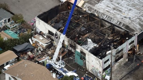 Man pleads guilty to deaths of 36 people in 2016 California warehouse fire