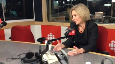 Alberta Premier Rachel Notley says pipeline will boost B.C.'s GDP by $1B