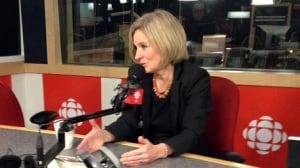 Alberta Premier Rachel Notley says pipeline will boost B.C.'s GDP by $1B