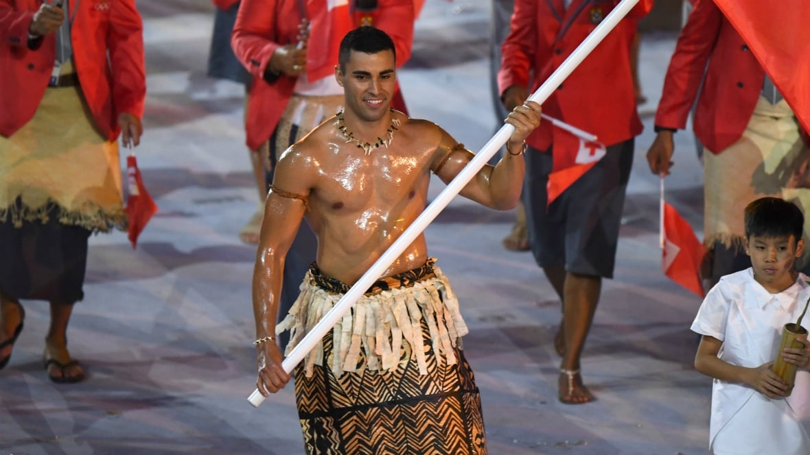 Winter Olympics 2018: Tonga's Rio Olympic flagbearer will compete in Pyeongchang