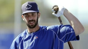 Chris Colabello elects free agency over Jays