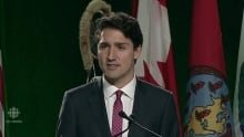 Trudeau acknowledges apology by Natural Resources Minister