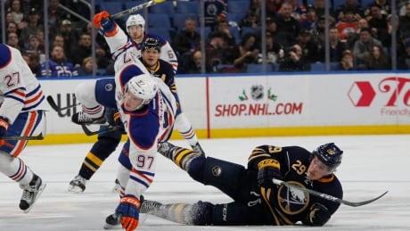 Oilers Sabres Hockey