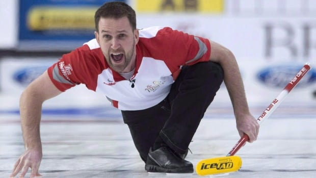 Newfoundland and Labrador skip Brad Gushue will have the home crowd behind him in St. John's.