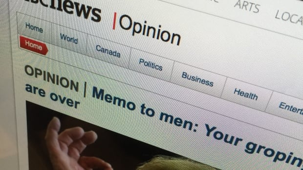 Opinion page launch