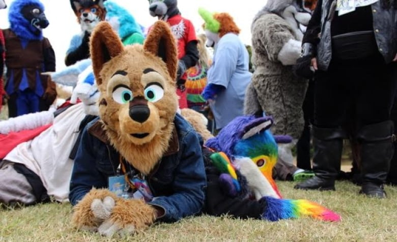 Researcher says furries, people who dress like animals, offer