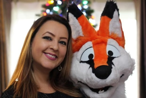 Dr. Sharon Roberts furry subculture furries