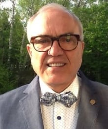 Dr. Laurent Marcoux, president-elect Canadian Medical Association