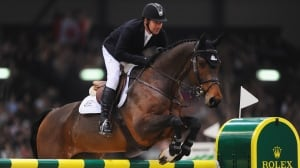 Championship show jumping: Rolex Grand Slam in Geneva