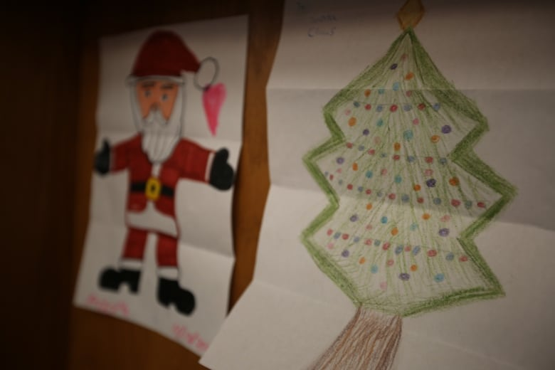 Canada post handling thousands of kids letters to santa cbc news canada post will answer any letter whether its written by a two year old or a 92 year old amanda grantcbc spiritdancerdesigns Gallery