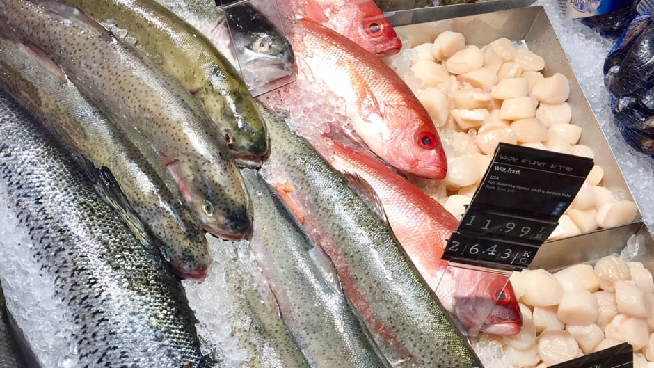 Fish is often thought of as a healthy food, but Laura McDonnell says there are risks we're forgetting.