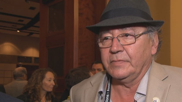 Chief Jim Boucher, from Fort McKay, Alta., told the Assembly of First Nations' gathering in Gatineau, Que. that his community has seen a financial windfall from its involvement in oil and gas extraction.